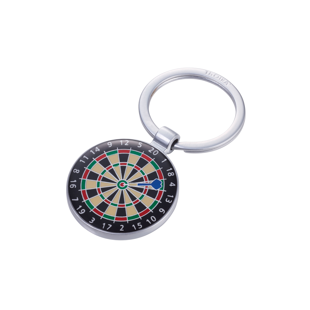 [TROIKA] Bulls eye 다트 키홀더 (KR18-15/MA)